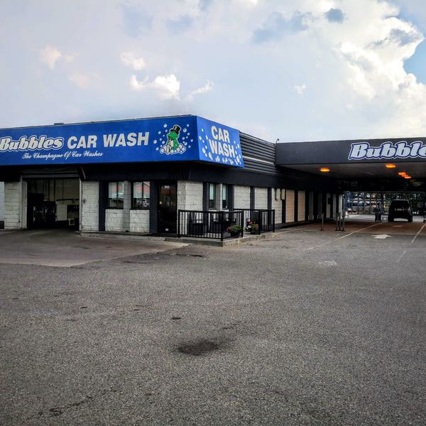 Kelowna Bubbles Car Wash