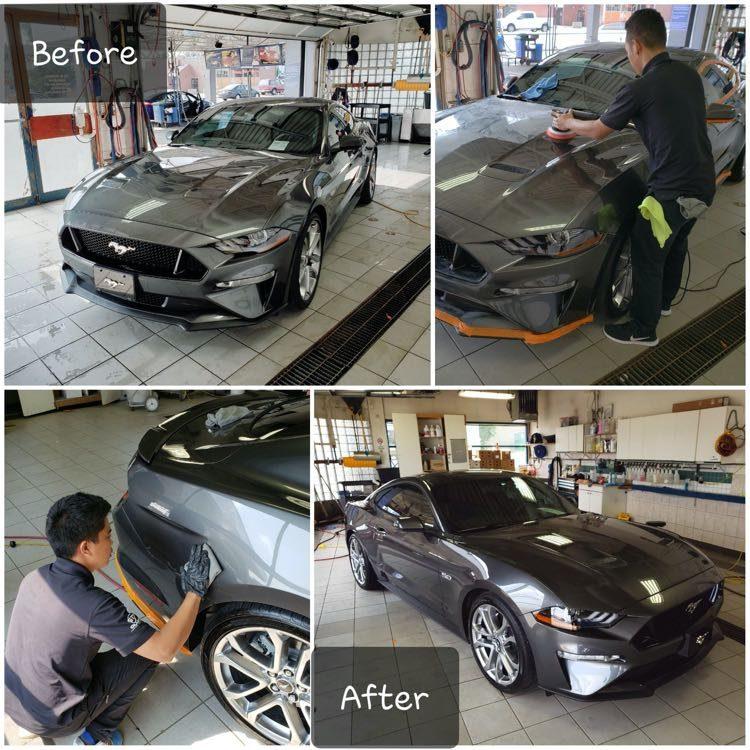 Mustang After GT Quartz